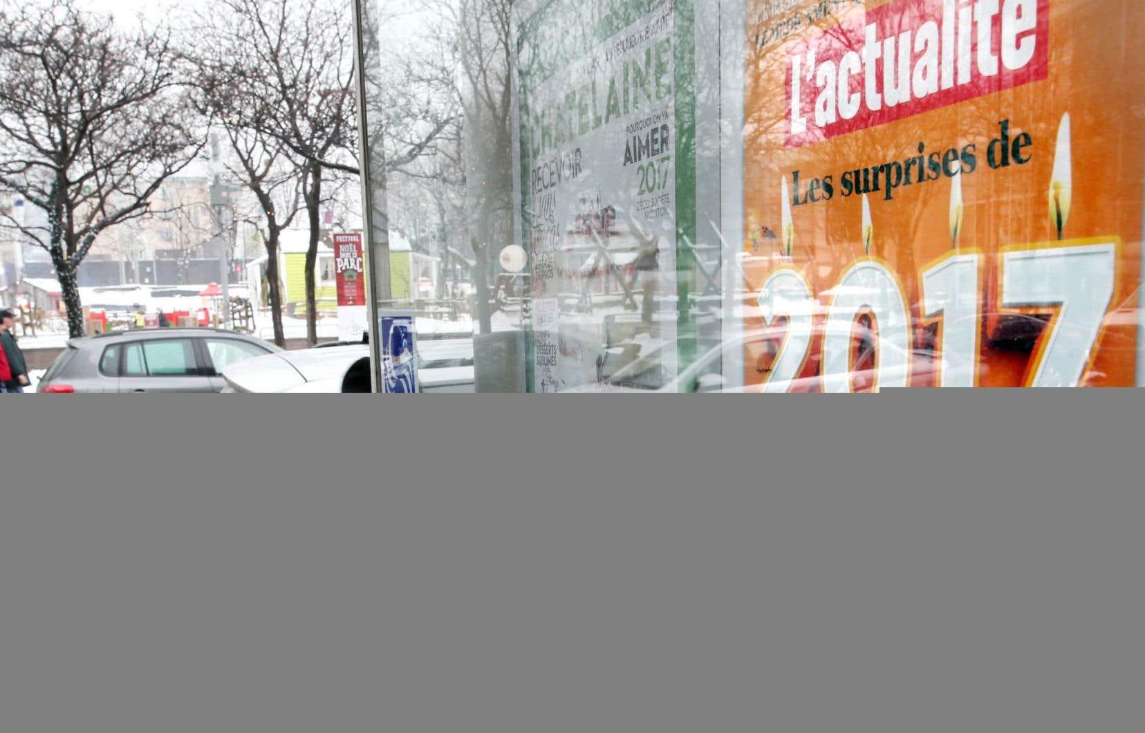 Alexandre Taillefer assure vouloir maintenir la marque «L'actualité».