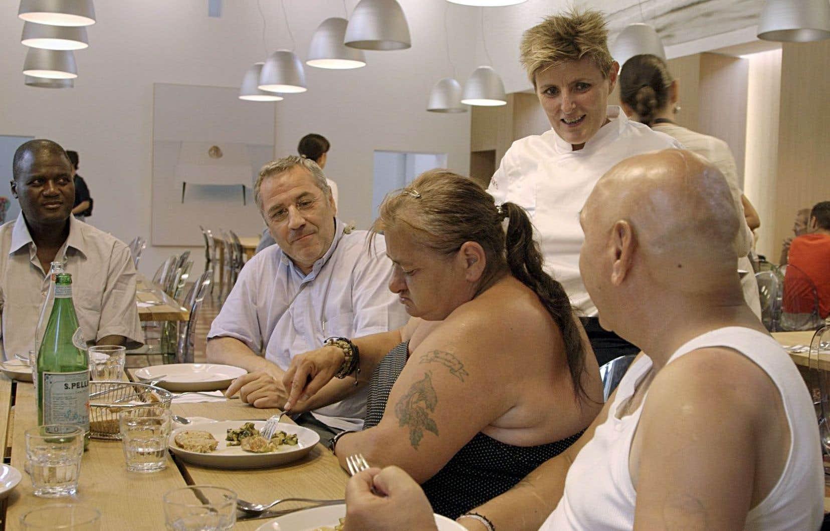 Ce documentaire imprégné des douceurs de l'Italie fait surtout l'étalage des ingrédients nécessaires à la solidarité.
