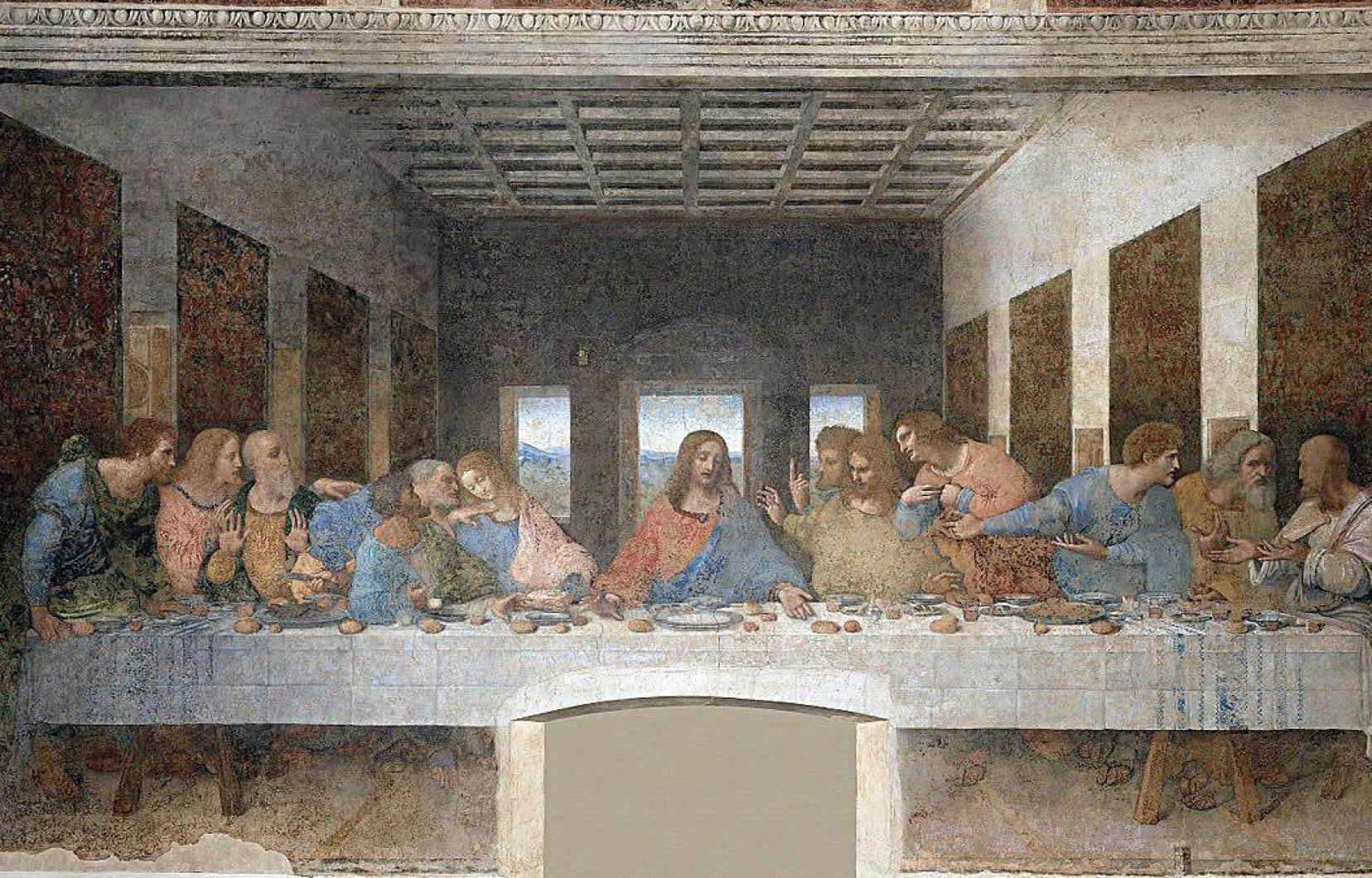 «La Cène» de Léonard de Vinci