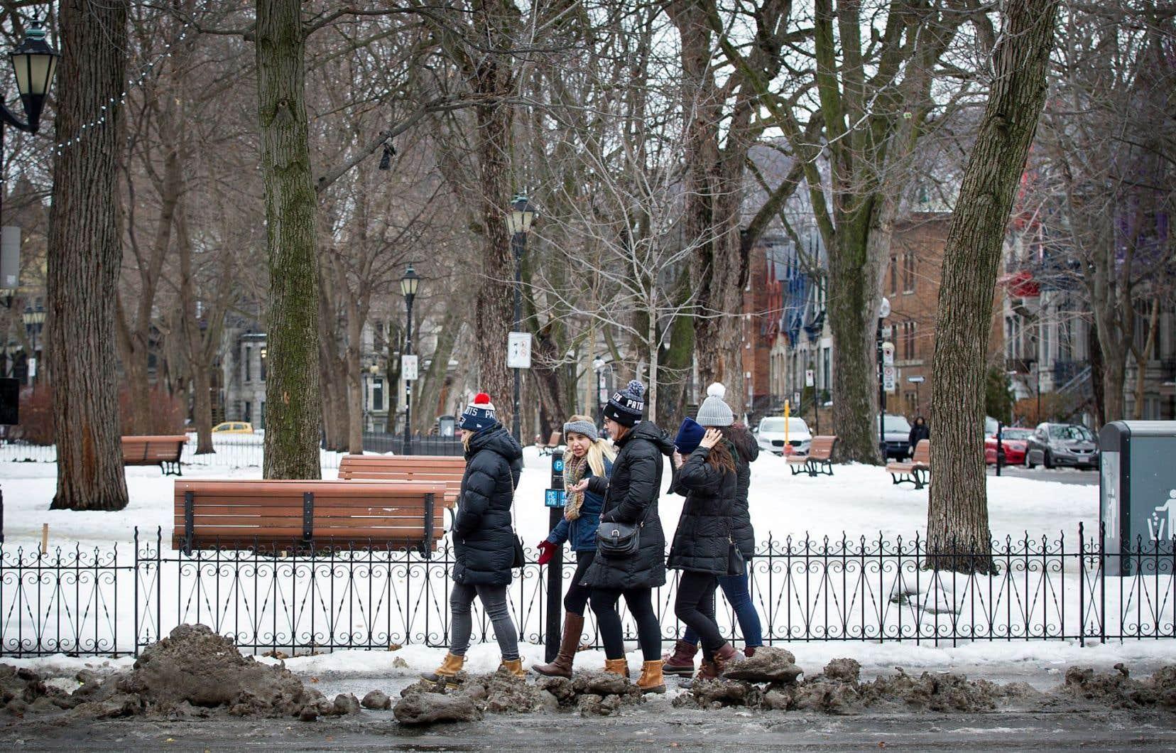 Les aléas de la météo pèsent plus de deux fois plus lourd dans la couverture médiatique du Québec que dans celle du reste du monde.