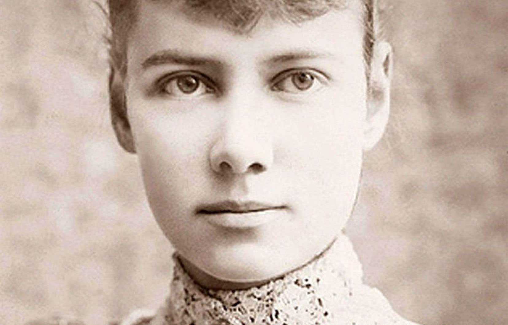 Elizabeth Jane Cochrane, alias Nellie Bly