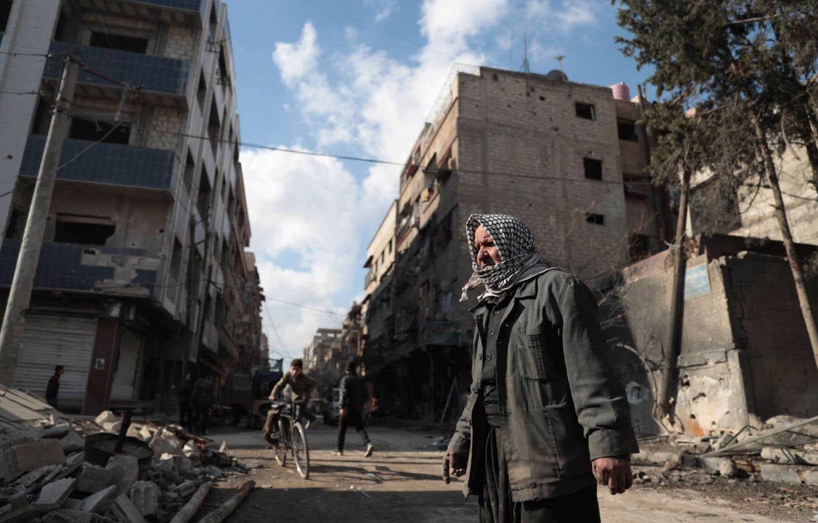 Cela fait déjà six ans que la guerre est devenue le quotidien des Syriens.