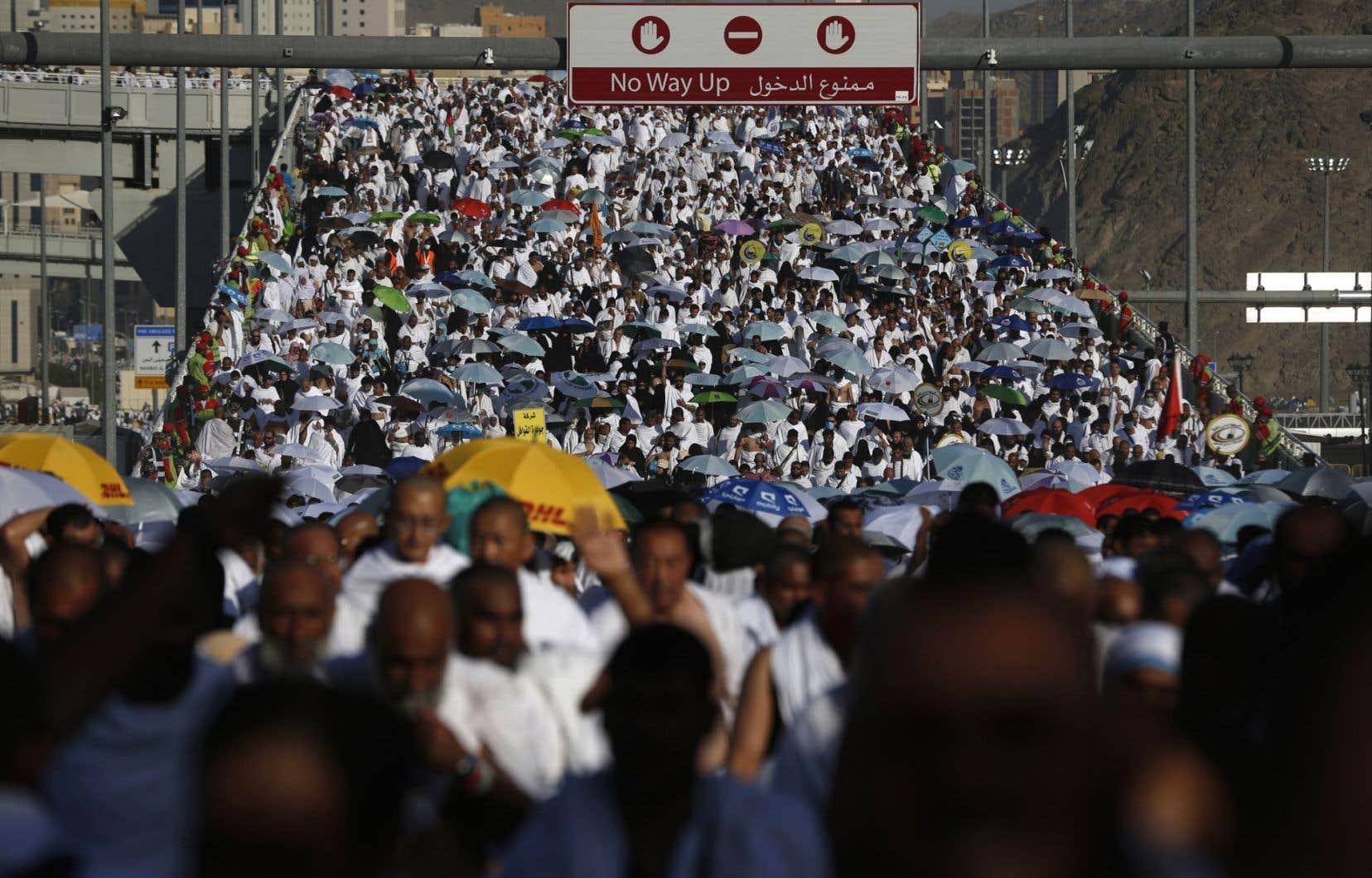 Pour la première fois depuis près de trois décennies, aucun pèlerin venant d'Iran n'avait participé au hajj de septembre 2016.