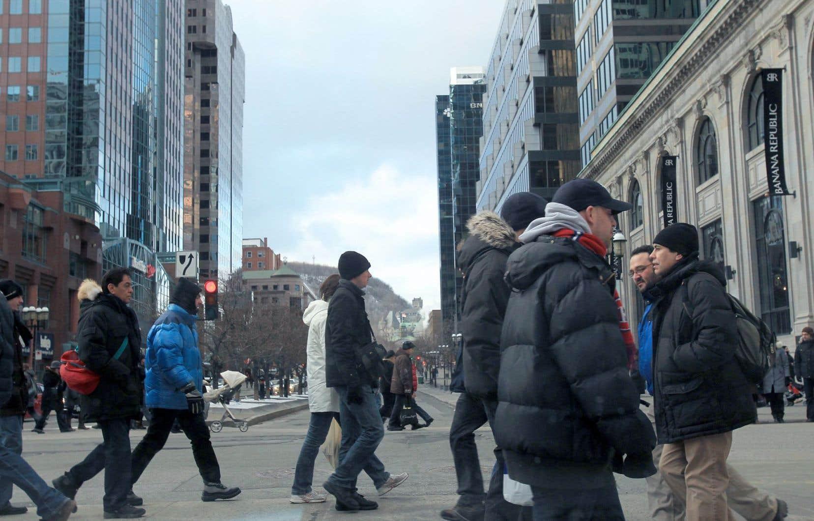 Comme le nombre de personnes à la recherche d'emploi a progressé, le taux de chômage a augmenté de 0,4 point de pourcentage pour atteindre 6,6 %.