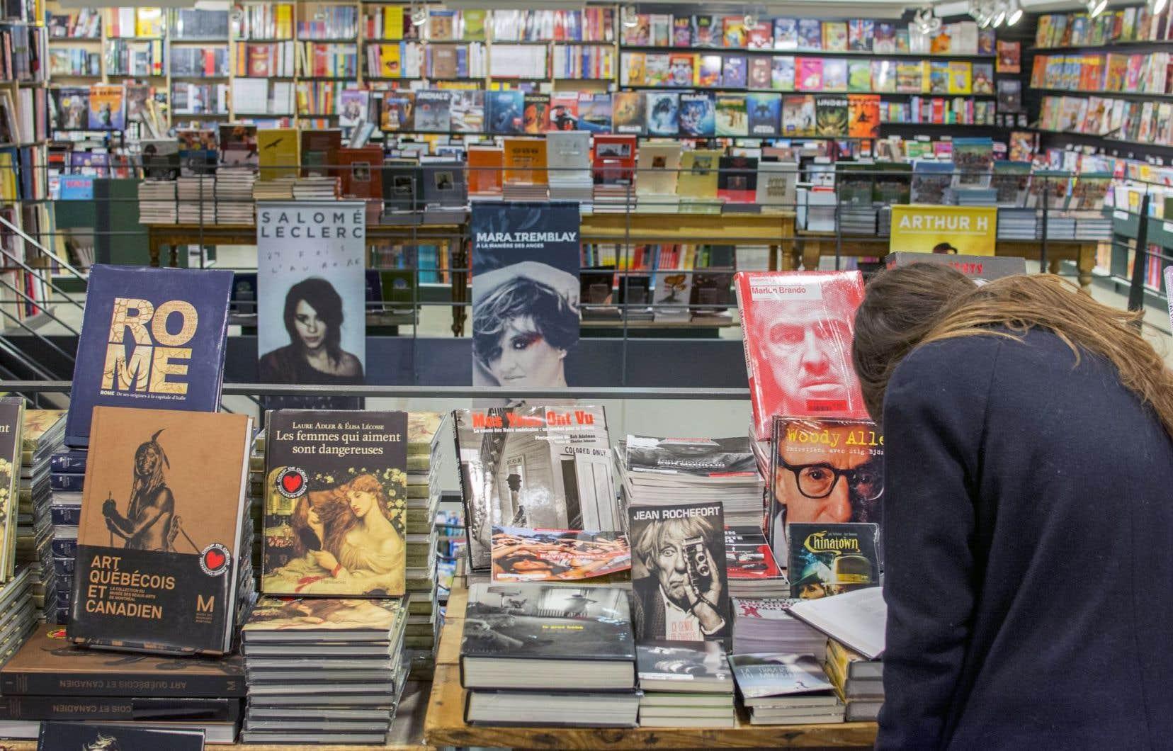 Fondée en 1930, Librairie Raffin compte trois succursales, dont celles de Place Versailles, qui a frôlé la fermeture en 2015, et de la Plaza St-Hubert.
