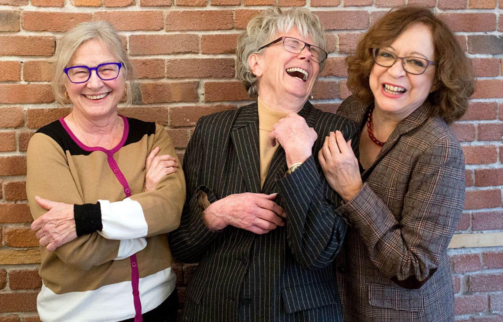 Trois grandes actrices en vitrine cette saison: Micheline Lanctôt, Béatrice Picard et Pauline Martin