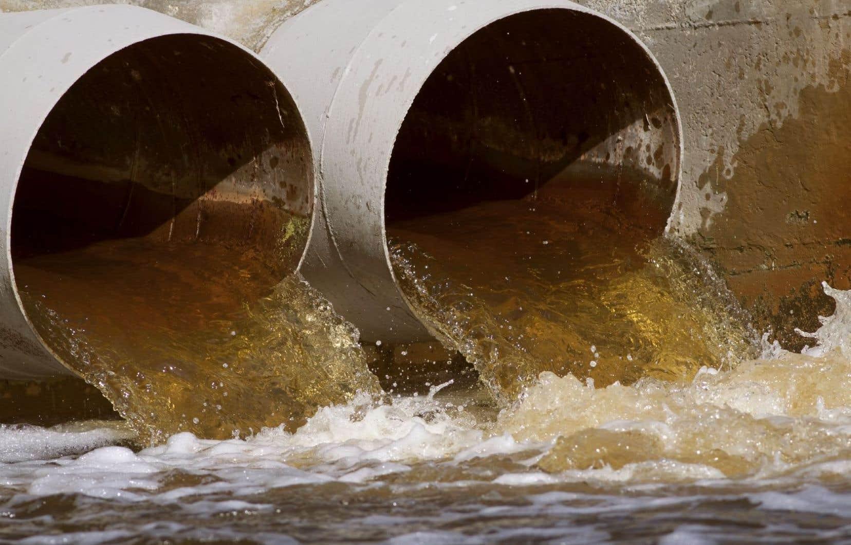 Les projets d'assainissement des eaux ont souvent été mis de côté dans le passé parce que la ville n'avait pas les moyens de se les payer.