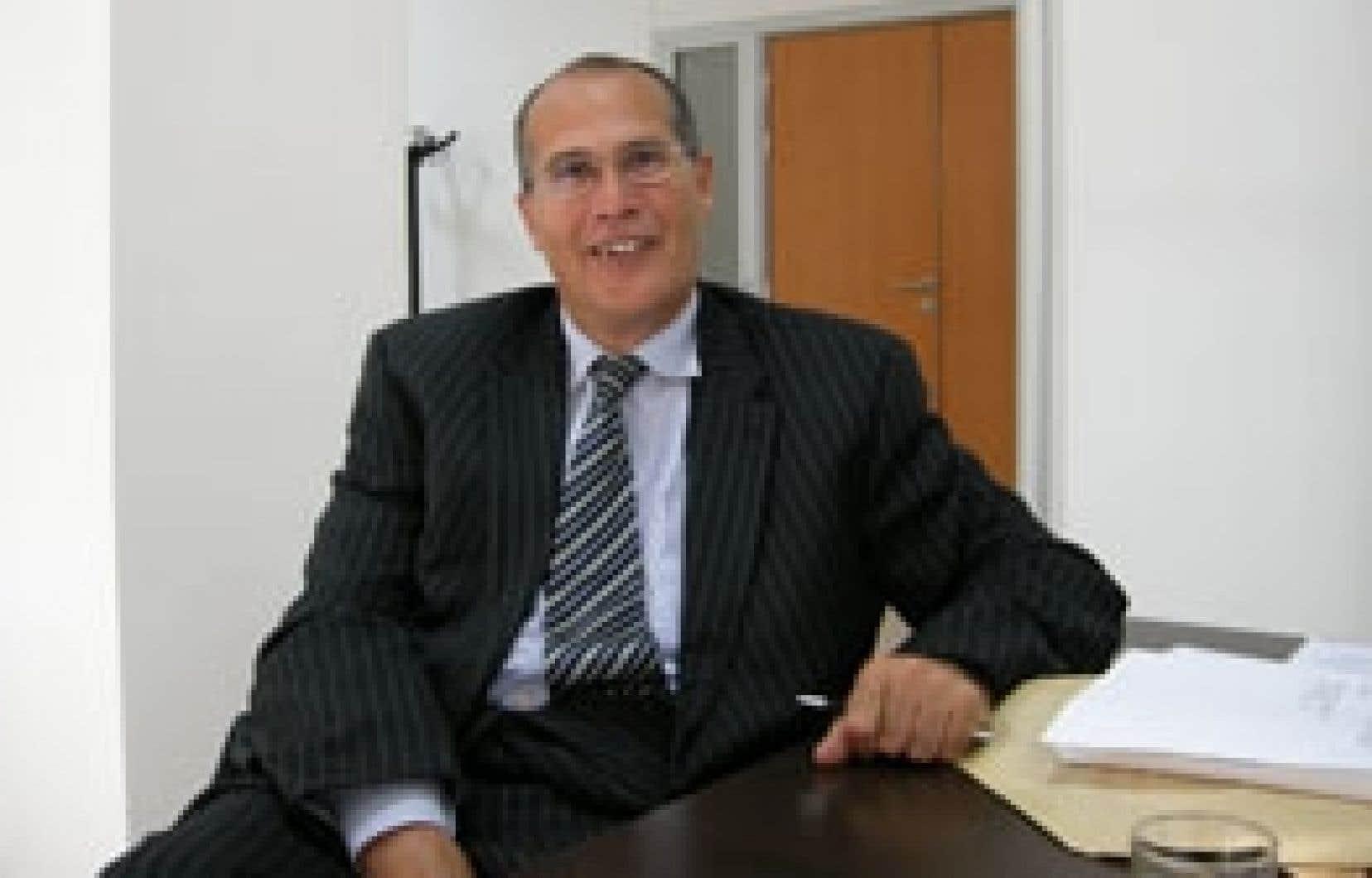 Abdelhak Eddoubi. Photo: Monique Durand