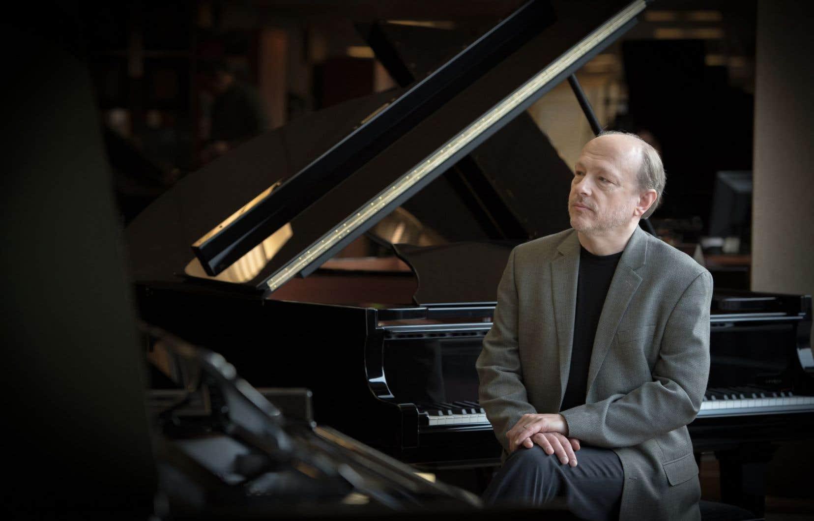 Le pianiste Marc-André Hamelin