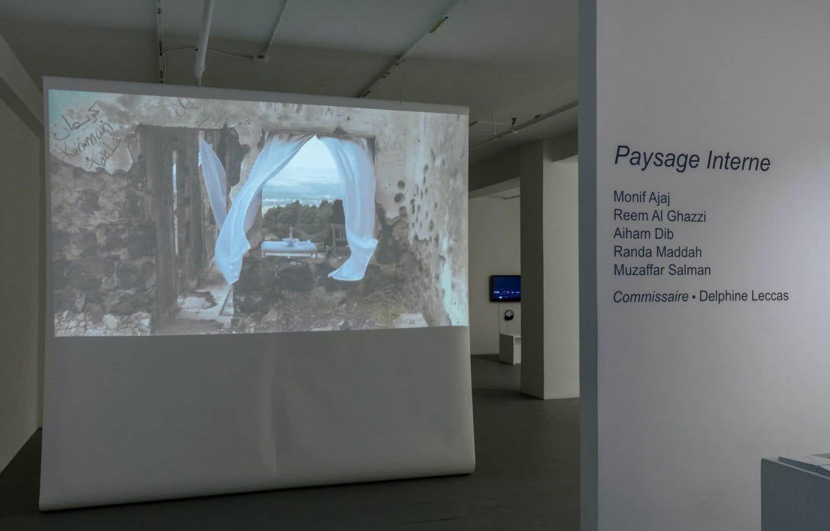L'exposition Paysage interne rappelle durement que l'expérience de la guerre dépasse les clichés réducteurs.