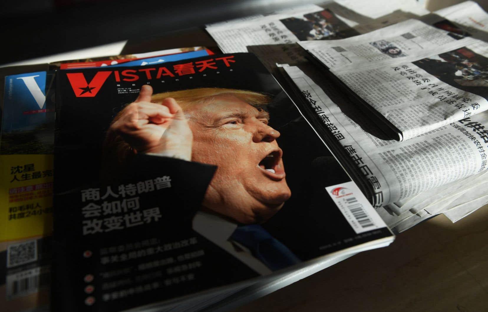 Le nouveau président Donald Trump a promis que dès son premier jour à la Maison-Blanche il ferait inscrire la Chine sur la liste des manipulateurs de devises.