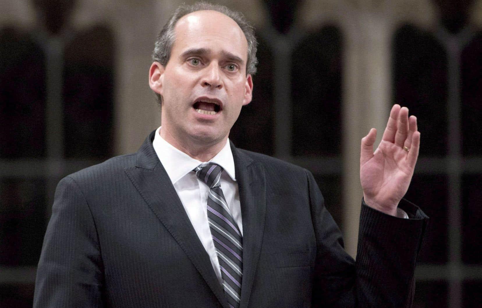 Guy Caron n'annoncera ses intentions à propos de la chefferie de son parti qu'après le 8février.