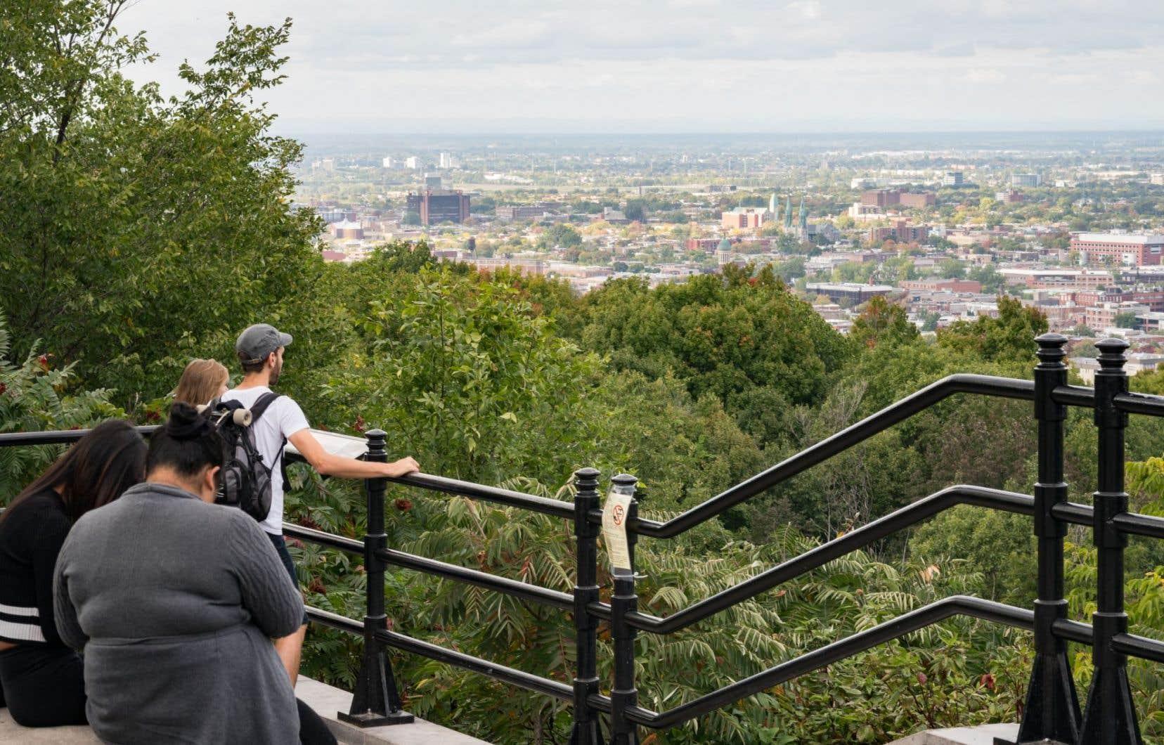 Le maire Coderre rêve de voir le mont Royal admis dans la liste du patrimoine mondial de l'UNESCO.