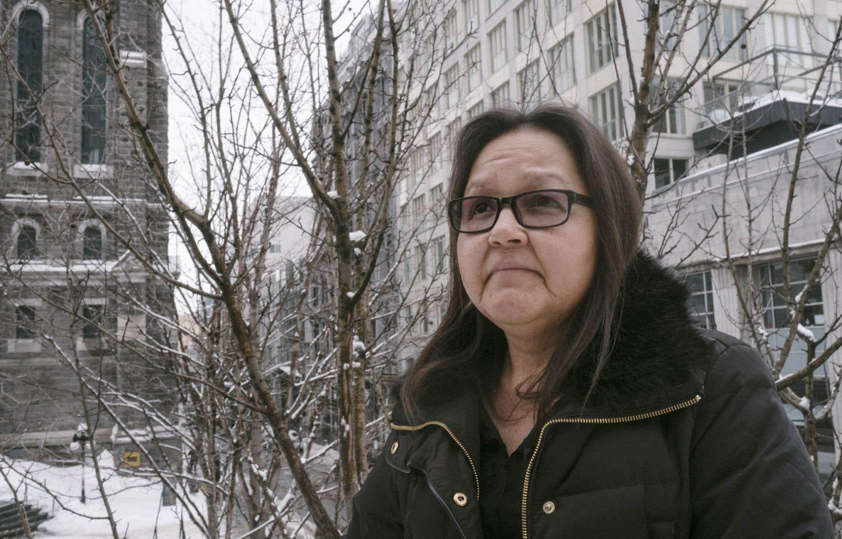 Colleen Paulson sait très bien les ravages que la drogue fait dans sa communauté; elle-même a perdu sa fille, une mère de quatre enfants.