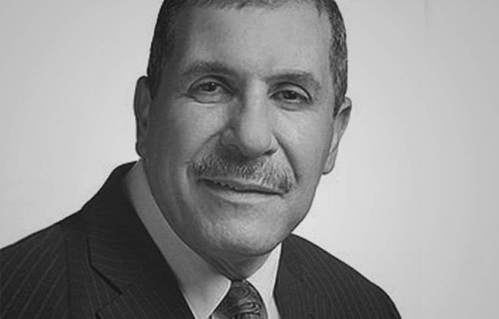 Khaled Belkacemi, professeur à l'Université Laval