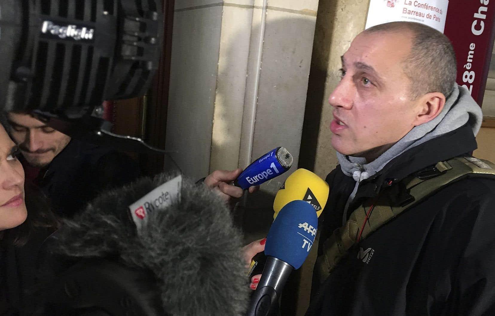 Vjeran Tomic, 49ans et 14 condamnations au casier, est autant un as de l'escalade qu'un voleur talentueux.