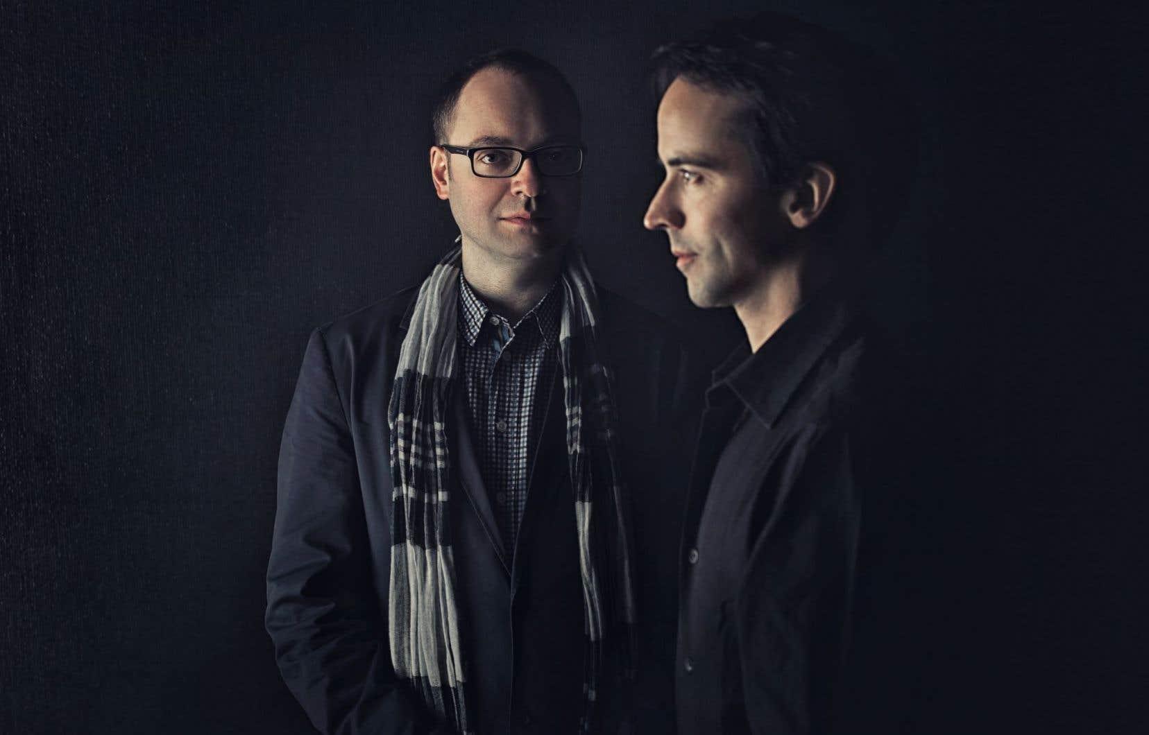Alexander Melnikov et Jean-Guihen Queyras