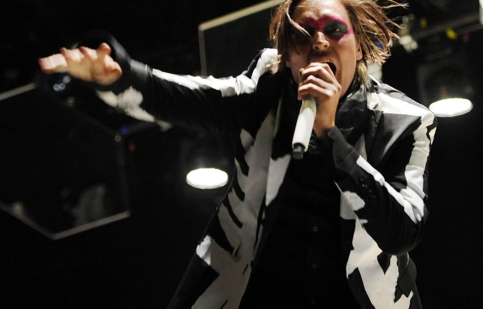 Win Butler, du groupe Arcade Fire