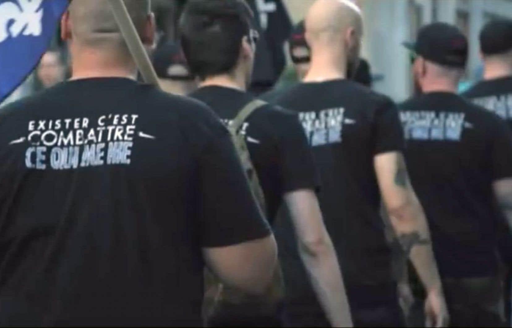 Le groupe Atalante-Québec a récemment organisé des marches dans les rues du centre-ville de la Vieille Capitale.