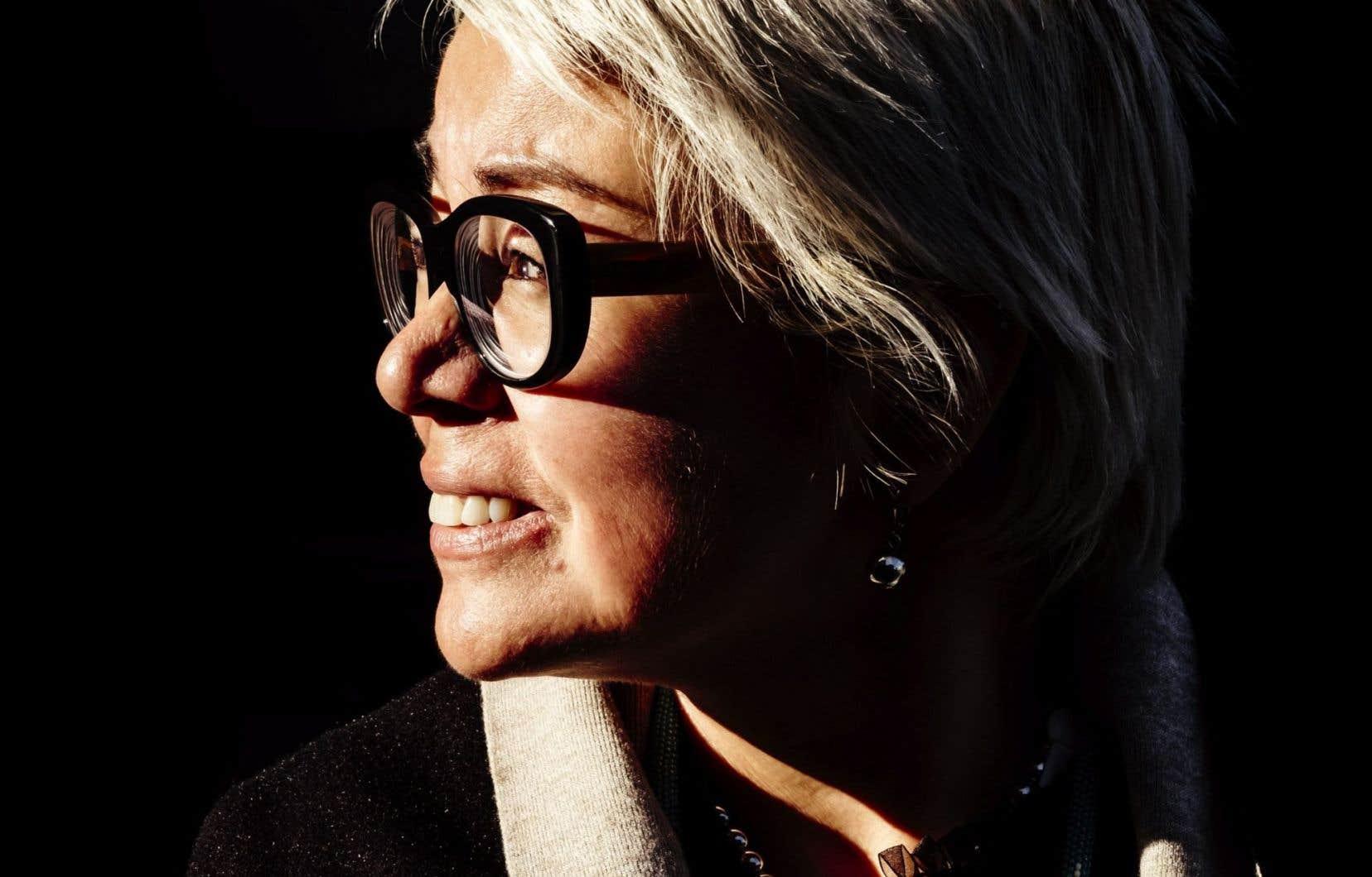Pour «être sincère envers elle-même», Eva Ottawa a remis sa démission lundi.