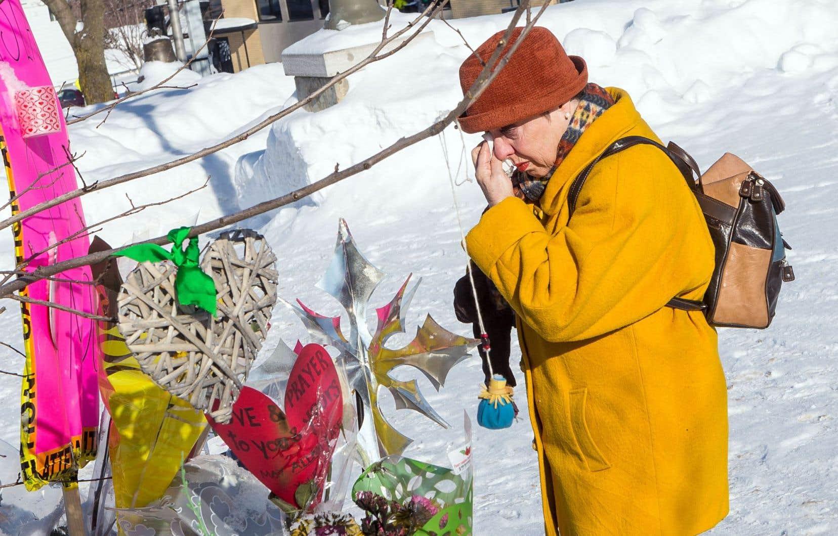 Des drames comme la fusillade à la mosquée de Québec «deviennent porteurs d'un ensemble de combats, de principes, de valeurs à défendre et à transmettre».