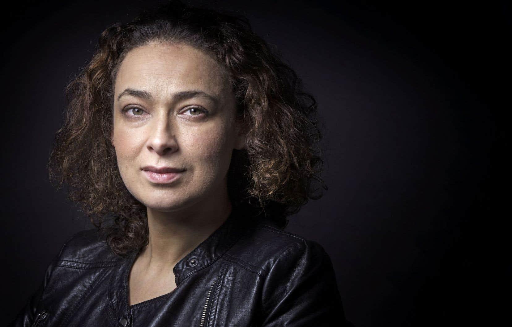 Delphine Horvilleur est l'une des trois femmes rabbins de France.