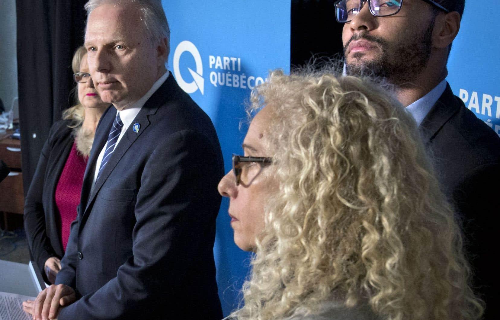 Le chef du Parti québécois, Jean-François Lisée, a invité les chefs des autres partis à reconnaître leurs propres excès de langage.