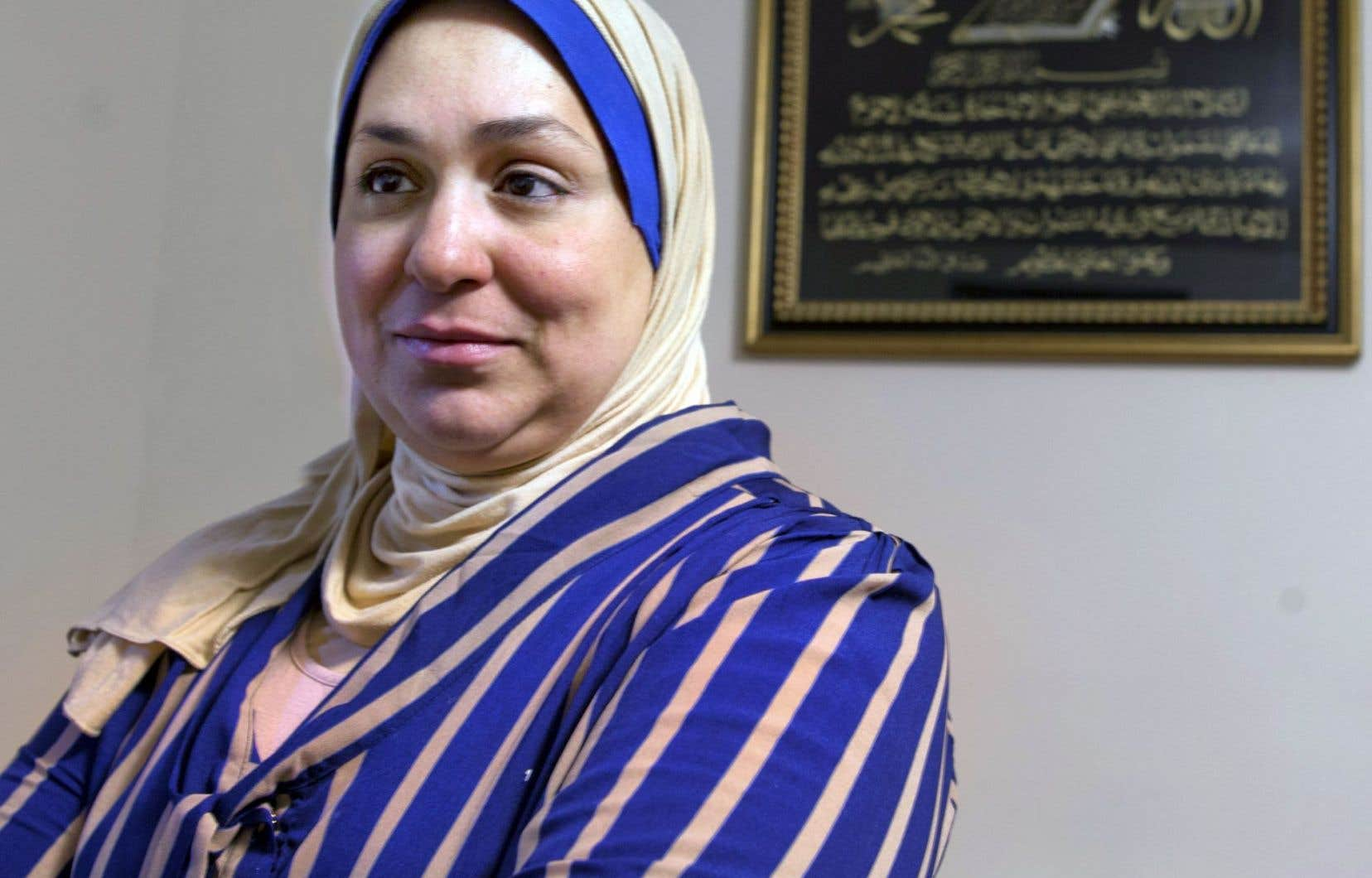 Fadwa Alaoui a été interrogée durant 30 minutes.
