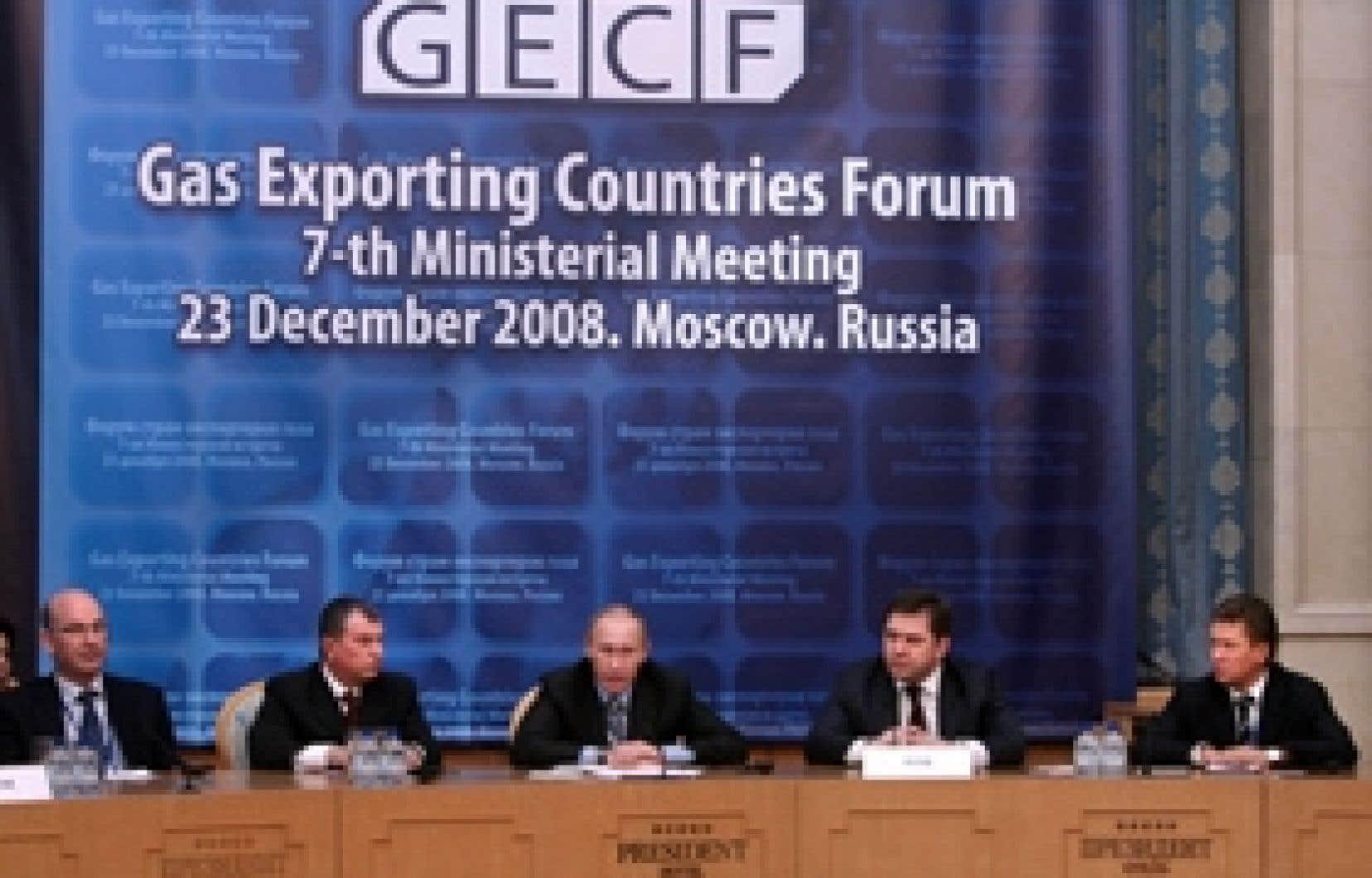 Le Forum des pays exportateurs de gaz a mené, hier, à la création d'une organisation officielle.