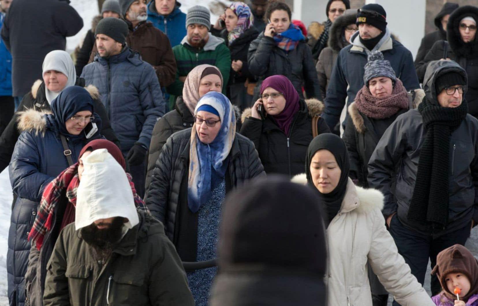 La communauté musulmane a ressenti une grande vague d'appuis à la suite de l'attentat de Québec, selon Ihsaan Gardee, du Conseil national des musulmans canadiens.