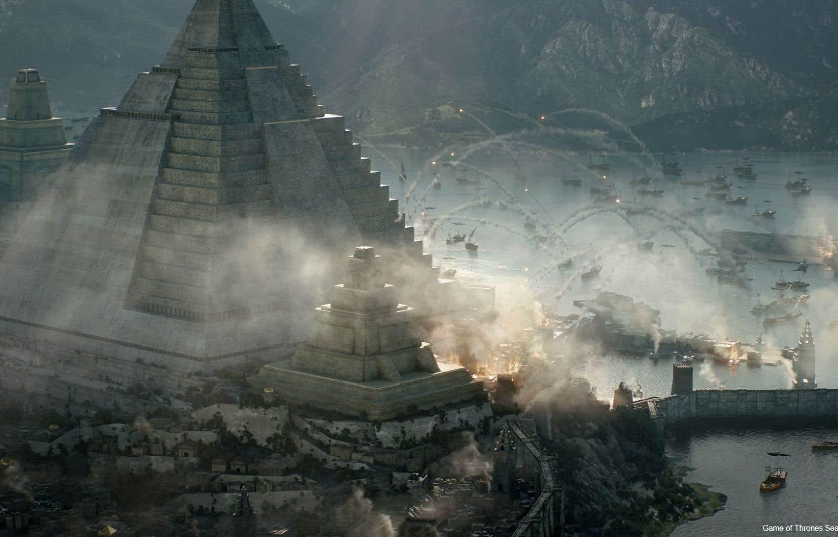 La compagnie d'effets visuels Rodeo FX a remporté trois trophées au gala de la Visual Effects Society, à Los Angeles.