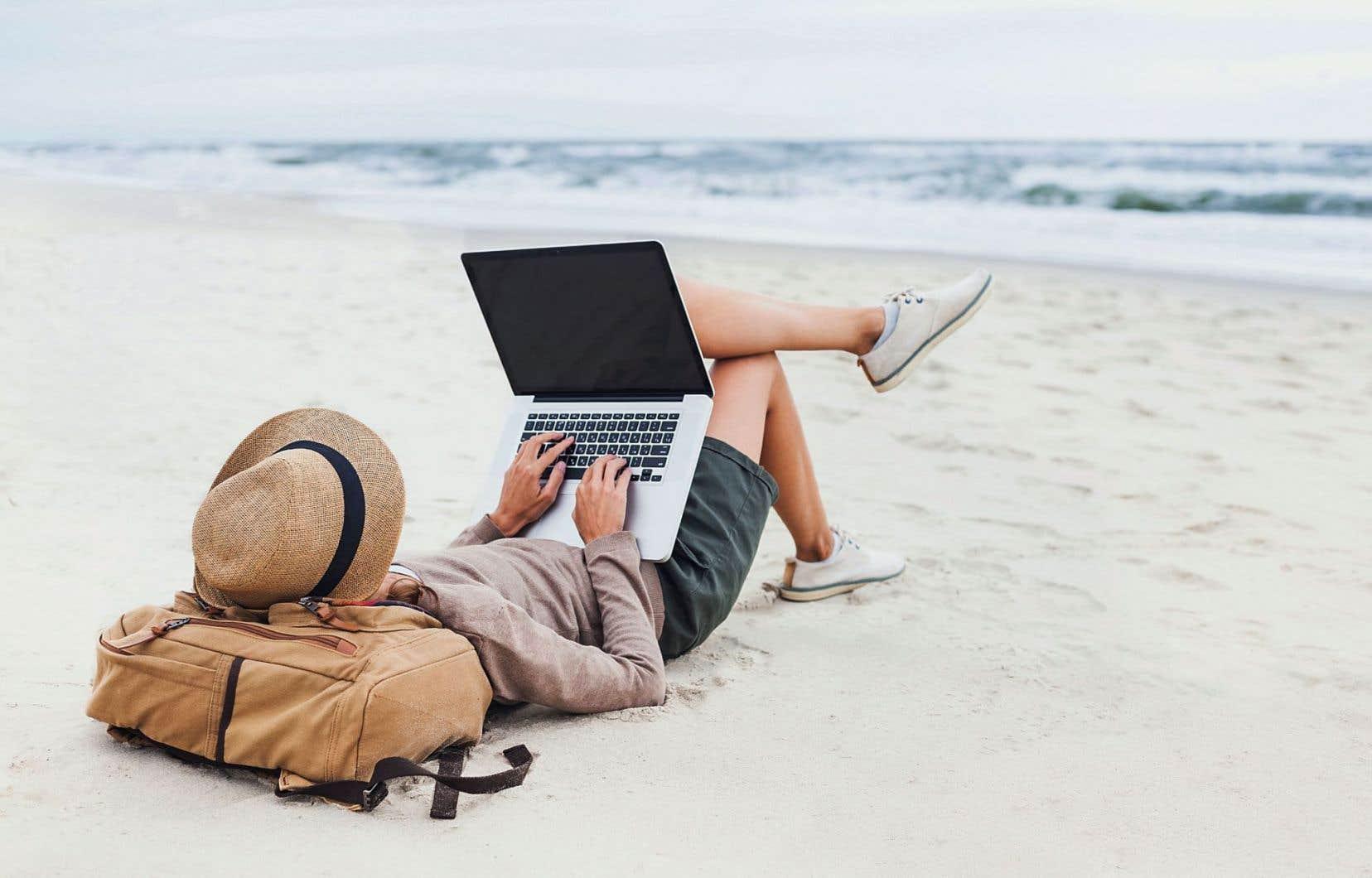 La communauté mondiale des nomades numériques compte d'ailleurs bon nombre de travailleurs des médias — à commencer par les blogueurs.