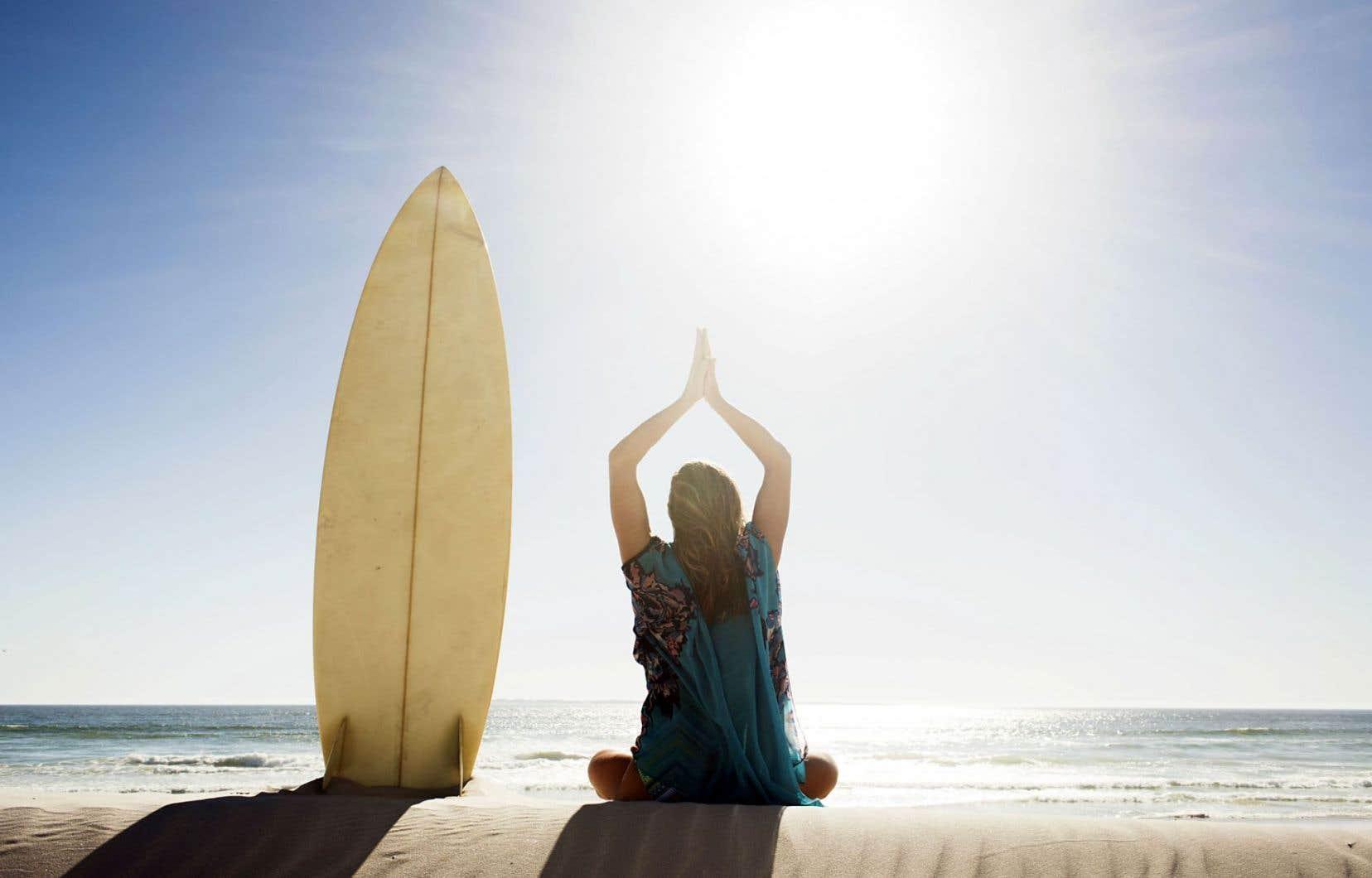 La forme, c'est aussi régénérer l'esprit par la méditation, le yoga ou des massages.