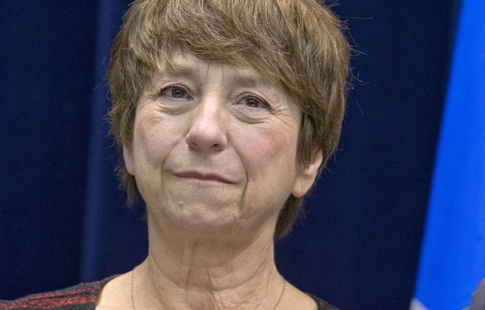 La circonscription montréalaise a été laissée vacante par l'ancienne co-porte-parole Françoise David, qui a démissionné de son poste pour des raisons de santé le mois dernier.