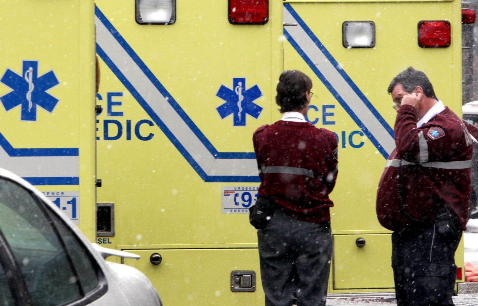 Les 950 ambulanciers de Montréal et Laval avaient entamé une grève générale illimitée le 5 février dernier.