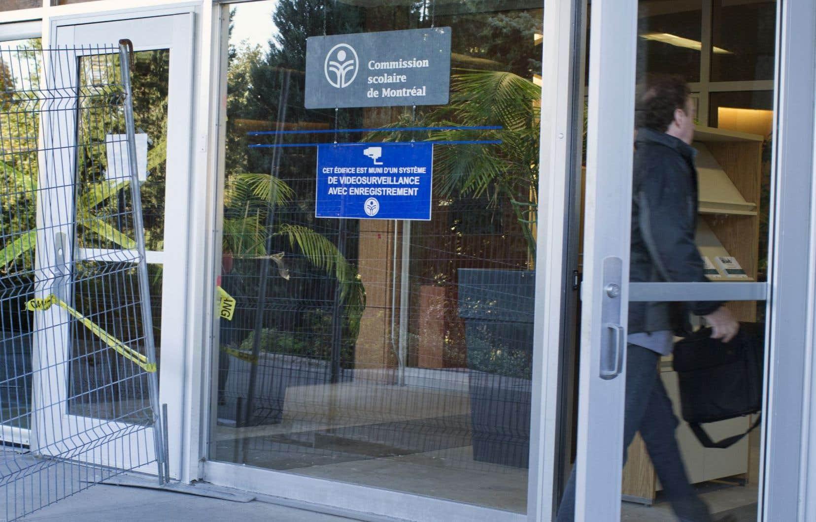 Selon ce que «Le Devoir» a appris, la CSDM a lancé un appel d'offres le mois dernier pour trouver des bâtiments où reloger temporairement ses employés.