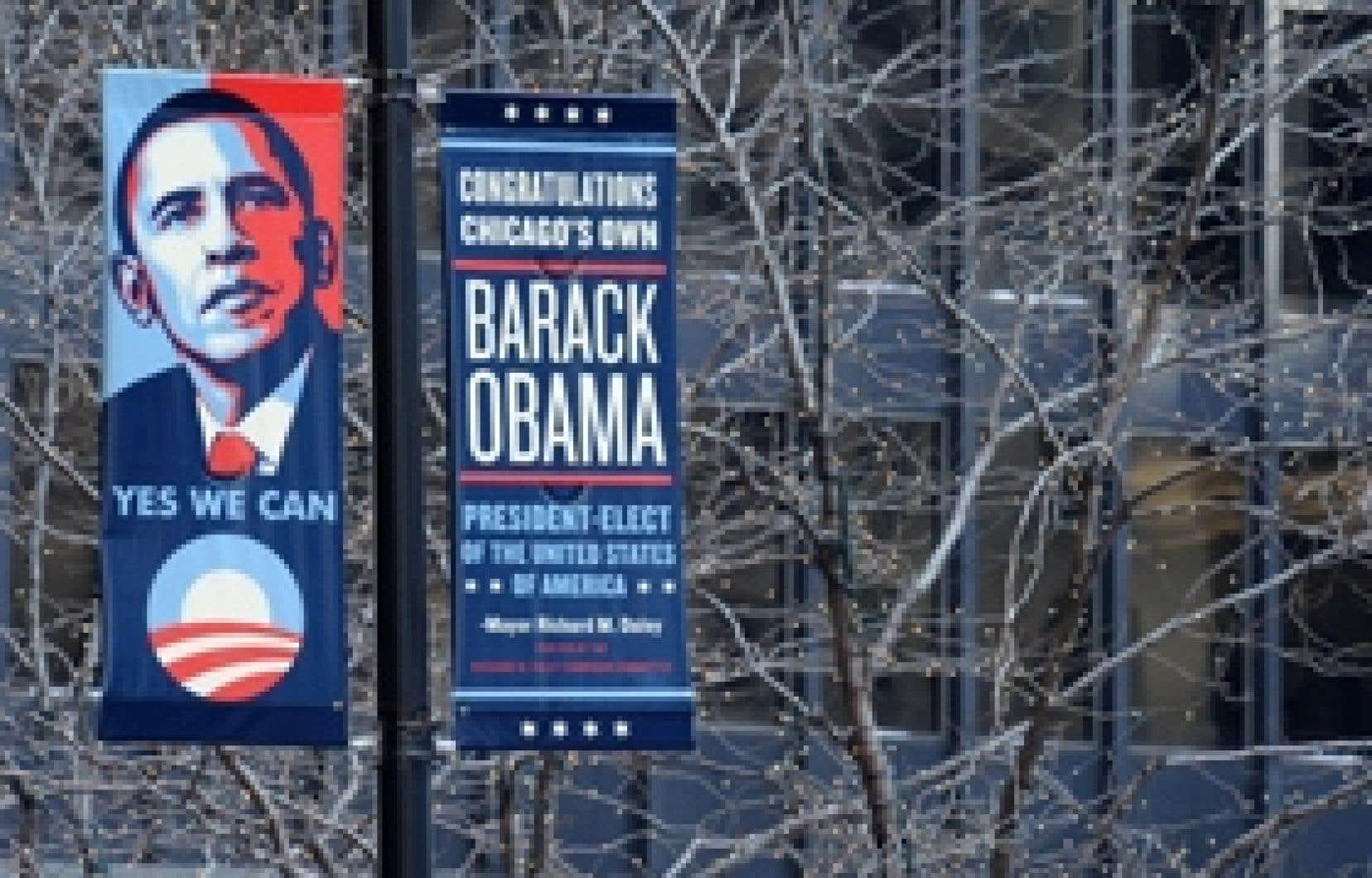 Les célébrations de sa victoire à peine terminées, Barack Obama aura une quantité phénoménale de dossiers à faire avancer, parmi lesquels on compte les problèmes en Afghanistan et en Irak.