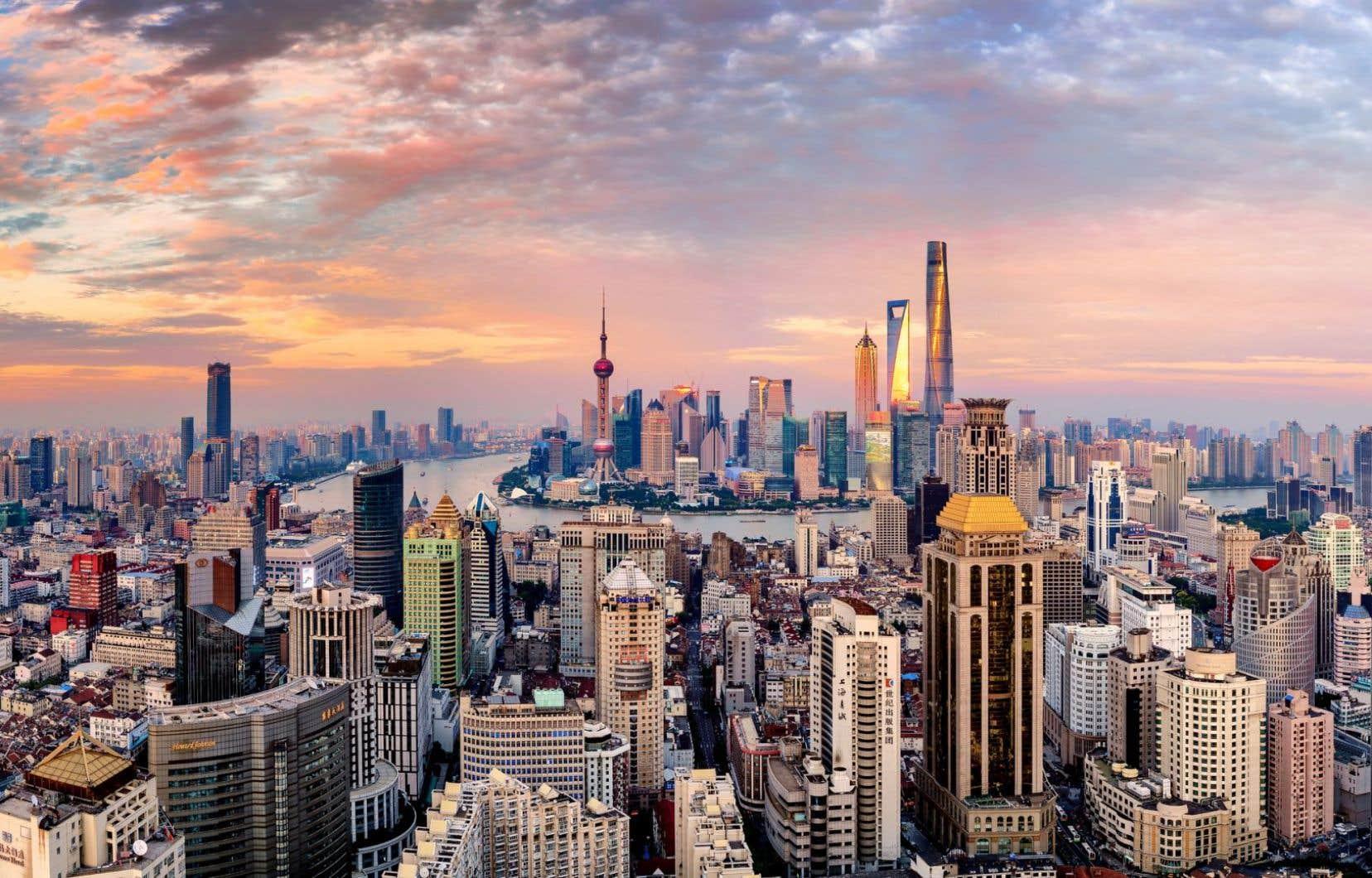 L'entente prévoit des échanges entre les offices de tourisme de Shanghai et Tourisme Québec.