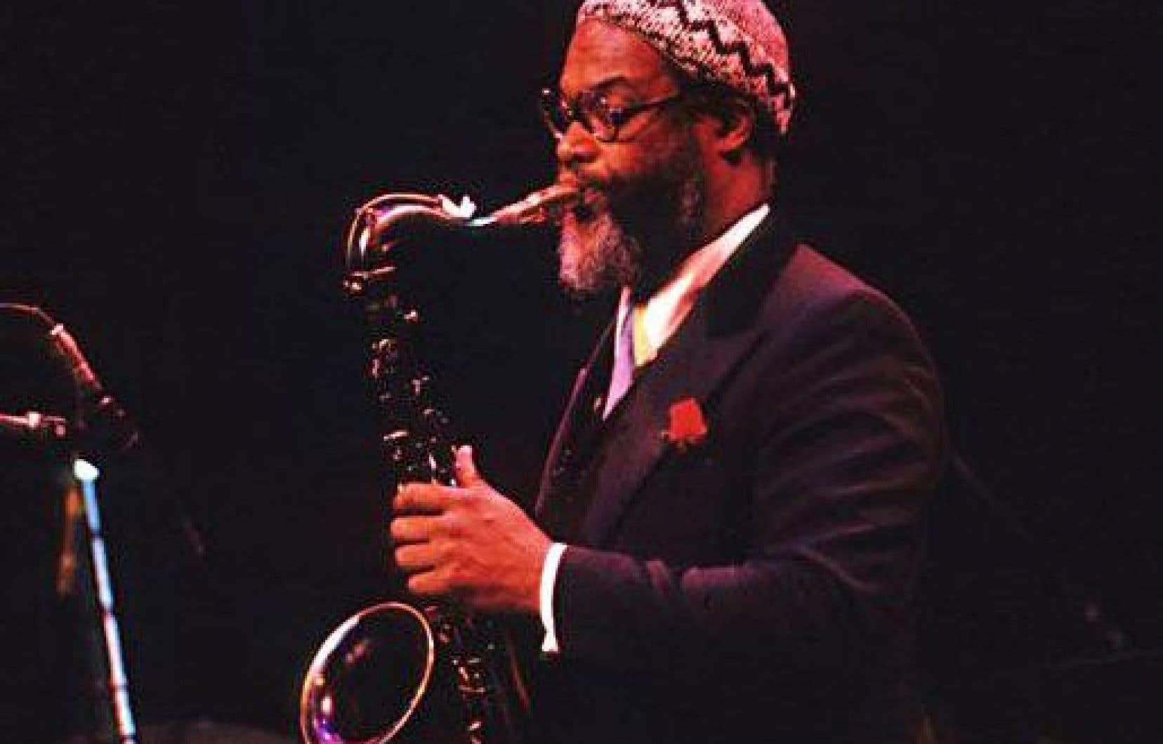 On a souvent vu Sayyd Abdul Al-Khabyyr au Festival international de jazz de Montréal.