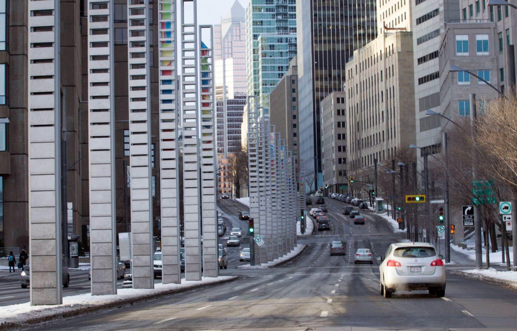 Montréal comptait 386 sièges sociaux en 2014.