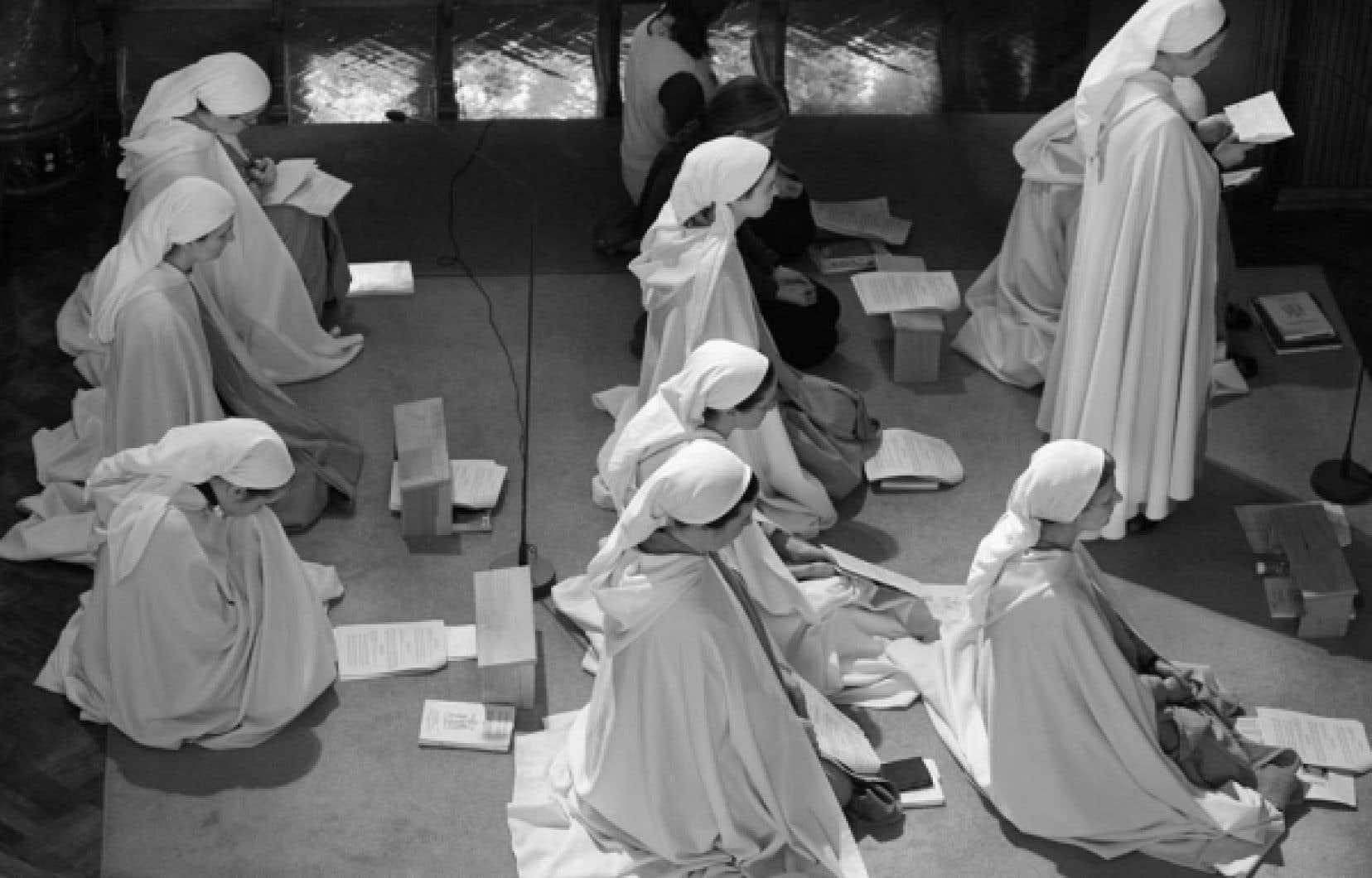 Depuis le début des années 1980, environ 25 communautés sont apparues ou se sont implantées au Québec, dont la fraternité de Jérusalem, près du métro Mont-Royal, à Montréal.