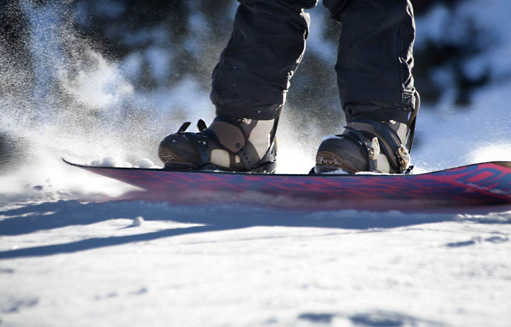Hosking devra se battre contre les quotas canadiens en surf des neiges.
