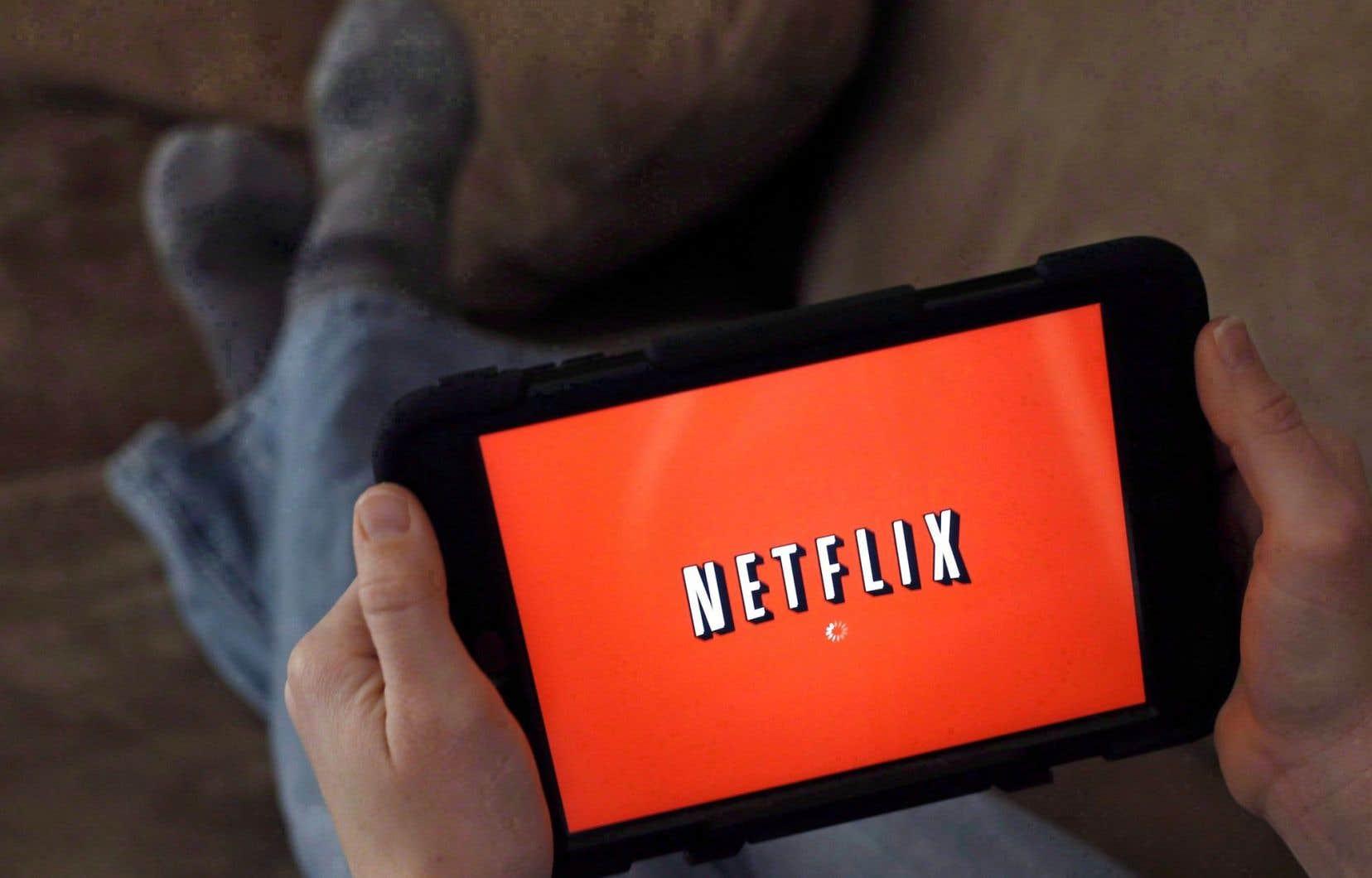 Netflix «est une menace» pour les plateformes locales, car le portefeuille des téléspectateurs n'est pas un puits sans fond.