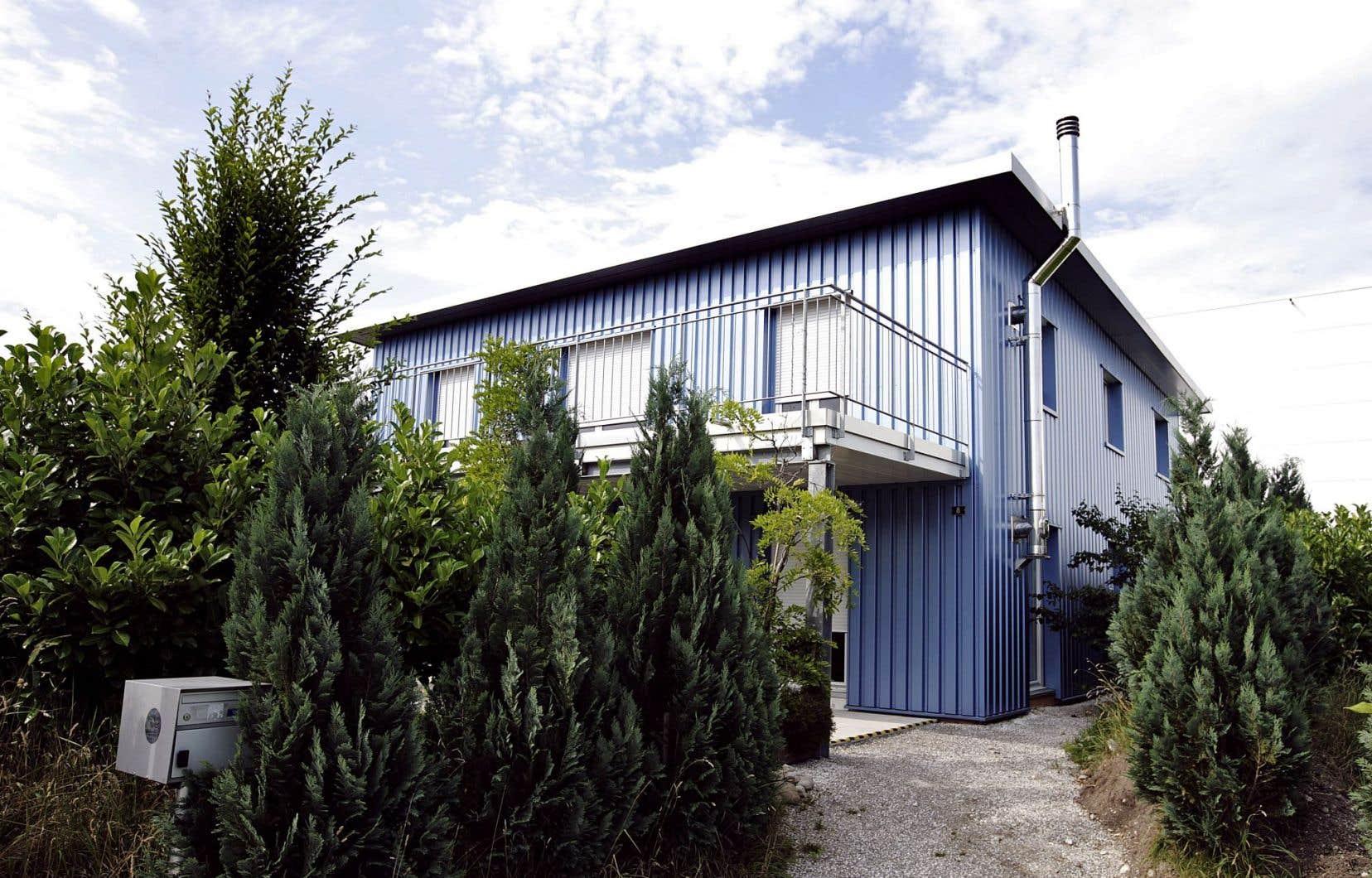La petite maison bleue de Dignitas