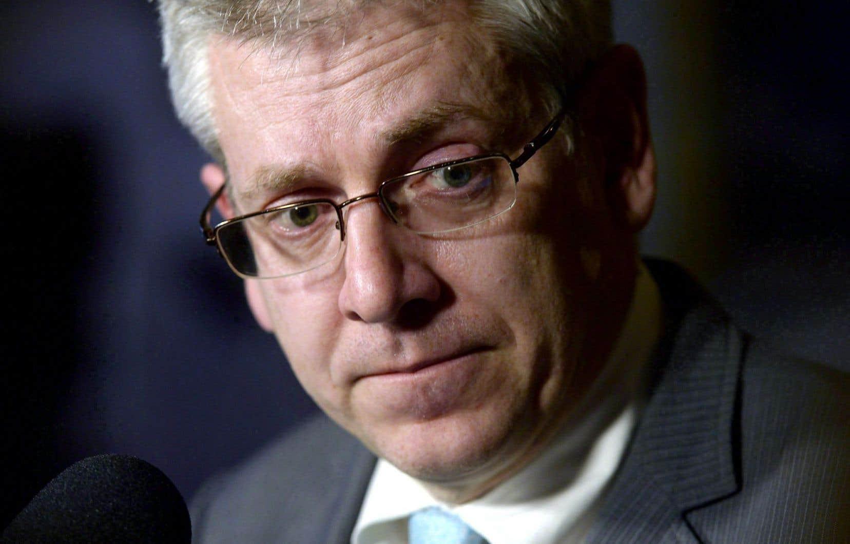 Charlie Angus représente la circonscription de Timmins–Baie James depuis 2004.