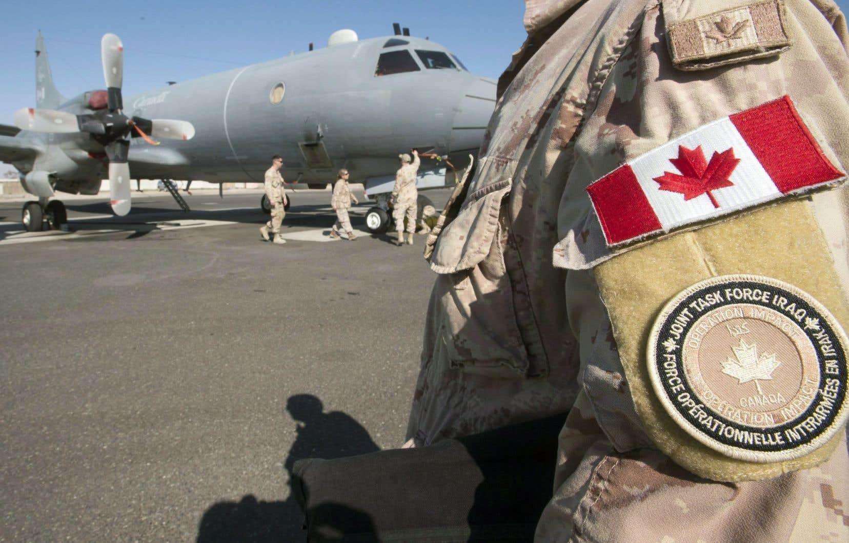 Le Canada figure au sixième rang des pays les plus dépensiers de l'OTAN en matière de défense depuis la dernière décennie.