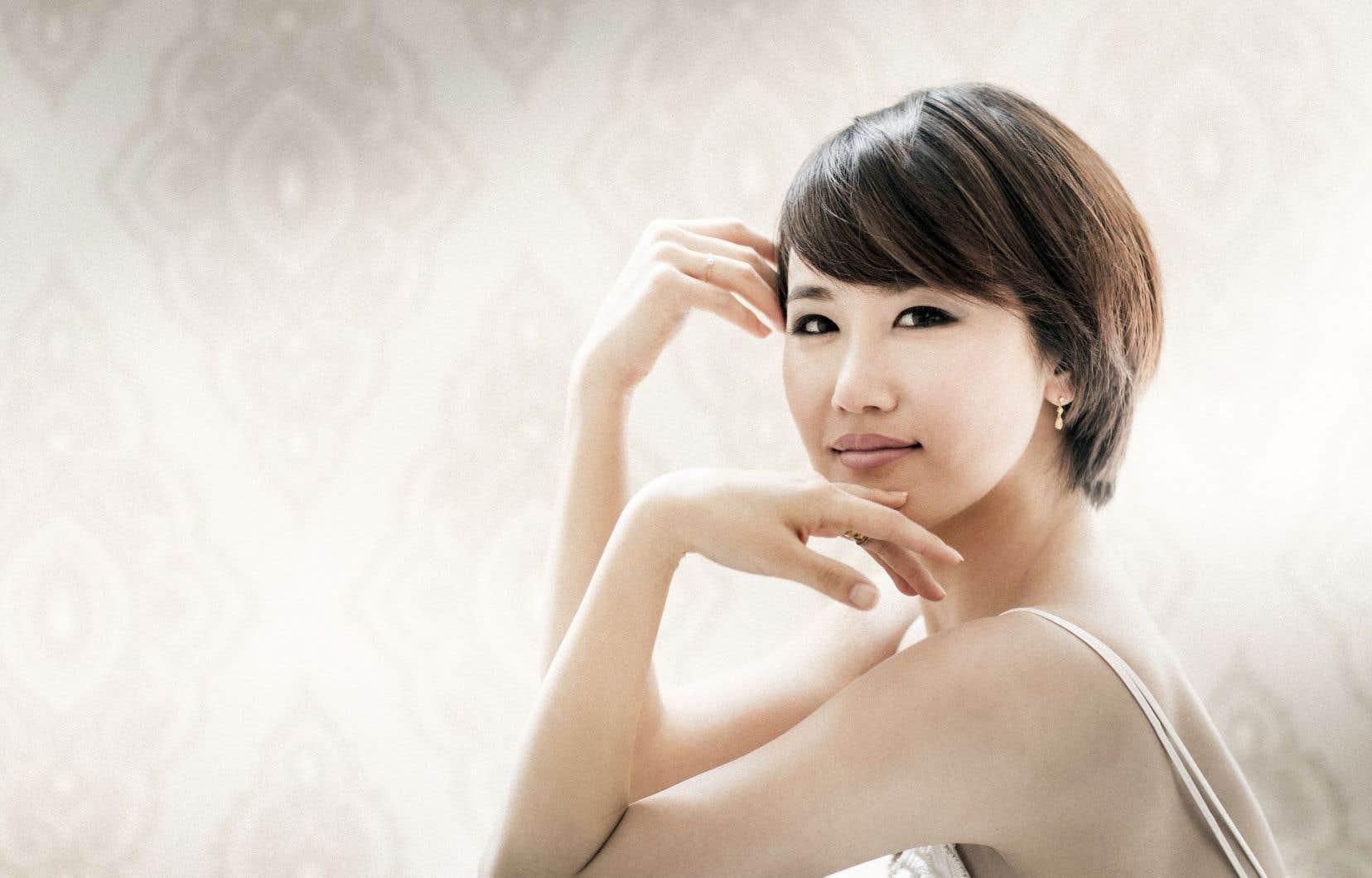 La soprano coréenne Hyesang Park