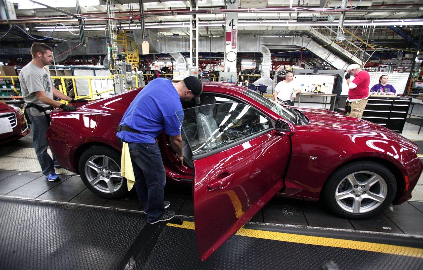 Le départ de l'Europe va permettre à GM de se consacrer à la commercialisation des voitures autonomes.