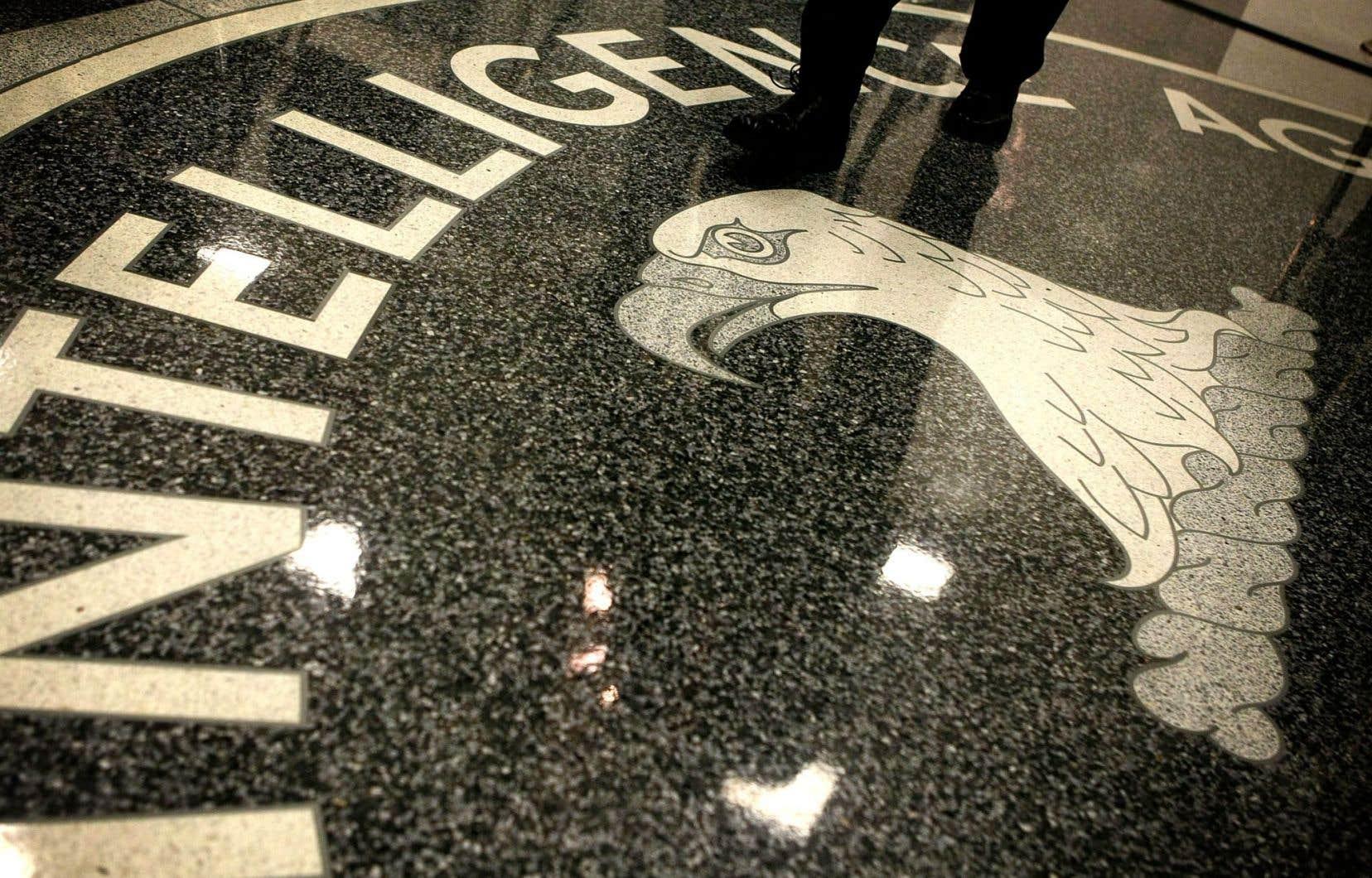 Le quartier général de l'agence américaine du renseignement, la CIA