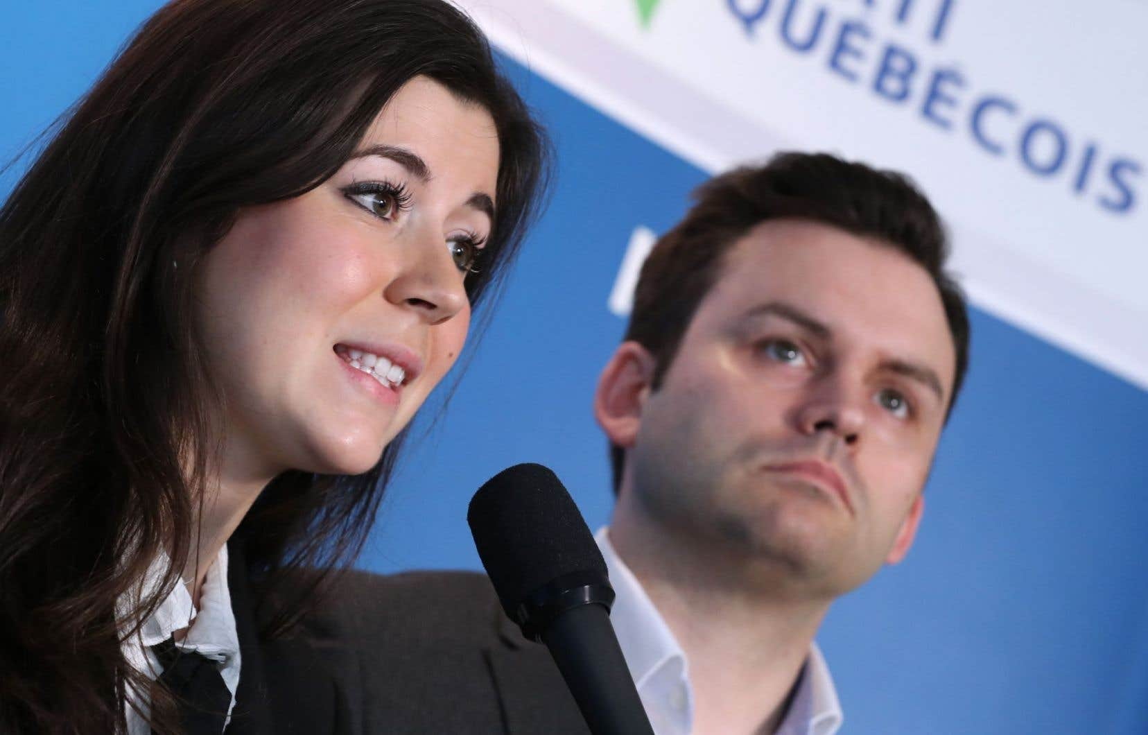 <p>La députée péquiste de Marie-Victorin, Catherine Fournier, tout commePaul St-Pierre Plamondon, s'est dite «déçue» des accusations portées parGabriel Nadeau-Dubois.</p>